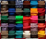 550 Parachute Cord - 109 Colors - 50 or 100 FT - 7 Strand - Type 3 - USA Made - Paracord