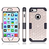 Best Vogue Iphone Cases - iPhone 7 Case, Anna Shop Studded Rhinestone 3in1 Review