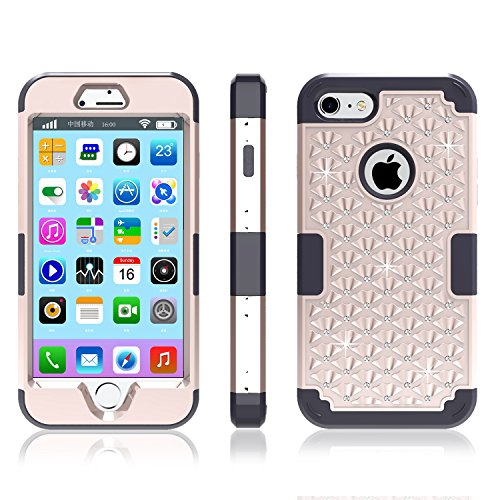 iPhone 7 Case, Speedup Diamond Studded Crystal Rhinestone for sale  Delivered anywhere in Canada