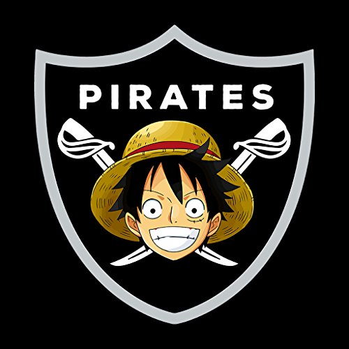 Cloud City 7 Monkey D Luffy Pirates Raiders Logo One Piece