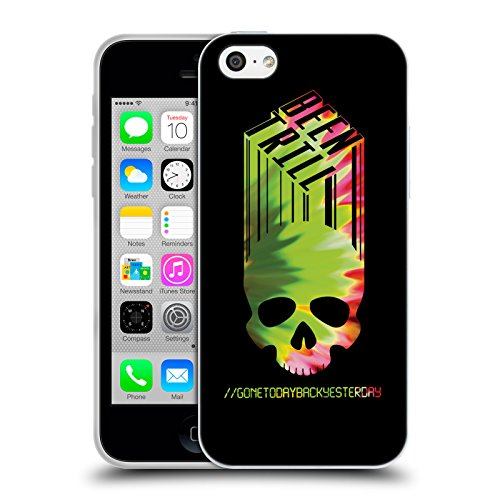 Official Been Trill Three Dimensional Colourful Prints Soft Gel Case for Apple iPhone 5c