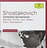 Shostakovich: Complete Symphonies (12 CD Set)