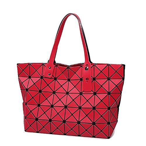 Pieghevole Tracolla Rouge Le Géométrique Yxpnu Da Donna qC1EdOTx