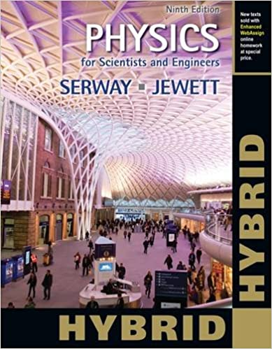 Amazon physics for scientists and engineers with modern physics for scientists and engineers with modern physics hybrid with enhanced webassign homework and ebook loe printed access card for multi term math and fandeluxe Images