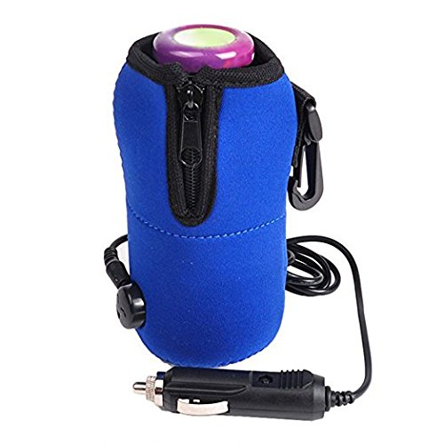 Bottle warmer car adapter