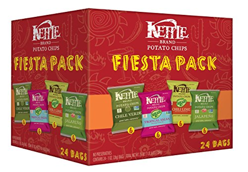 Kettle Fiesta Pack of Chile Verde