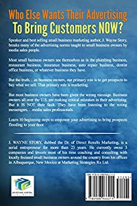 Top 10 Small Business Marketing Mistakes: And Key Solutions To Successfully Market And Advertise Your Business from Keystone Vortex Publishing
