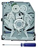 Original Sony PS4 BluRay DVD Drive with BDP-010 BDP-015 Circuit Board KES-860A KES-860AAA KEM-860A KEM-860AAA Laser for CUH-1001A 500GB Sony PlayStation 4 with Opening Tool