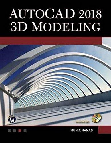 AutoCAD 2018 3D Modeling pdf