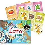 eeBoo Preschool Lotto Game