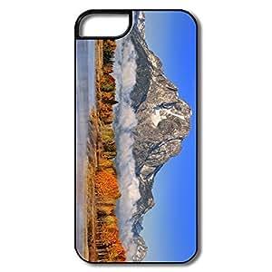 IPhone 5S Case, High Peak White/black Cases For IPhone 5