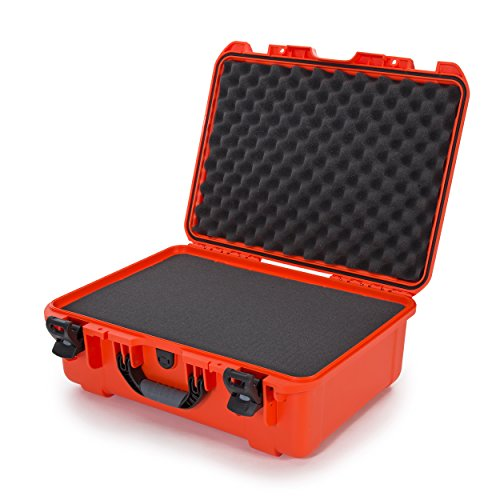 Nanuk 940 Waterproof Hard Case with Foam Insert - Orange