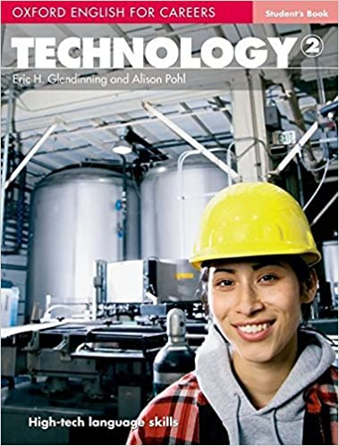 Book Oxford English for Careers: Technology 2: Student's Book by Eric H. Glendinning (2008-07-31)