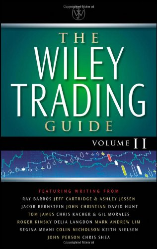 Download The Wiley Trading Guide, Volume II ebook