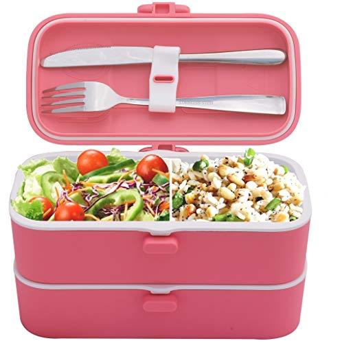 boîte à repas veggycook rose