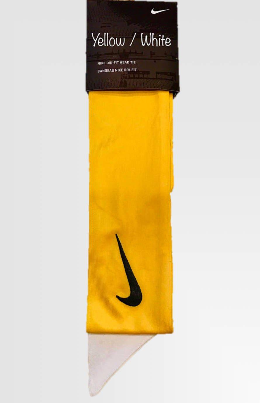 NiceGear. Cinta para la Cabeza Dri-Fit 2.0 de Color Amarillo ...