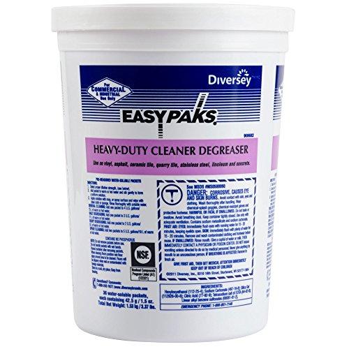 Easy Paks Heavy Duty Cleaner / Degreaser Packet (1.5-Ounce, 72 per Case) ()