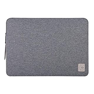 Comfyable Slim Laptop Sleeve for 15-inch MacBook Pro Touch Bar 2018 2017 2016 Release A1990 A1707, Waterproof Computer Mac Cover Case