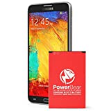 PowerBear Note 3 Battery | 3200 mAh Li-Ion Battery for the Samsung Galaxy Note 3 [N9000, N9005 LTE, AT&T N900A, Verizon N900V, Sprint N900P, T-Mobile N900T] | Note 3 Spare Battery [24 Month Warranty]