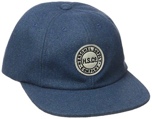 Herschel Glenwood Ink Blue Wool