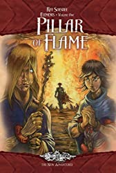 Pillar of Flame (Dragonlance: New Adventures)