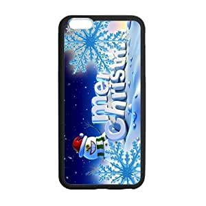 Fashion Christmas snowman Pattern Hard Back Custom Case for HTC One M8 by supermalls