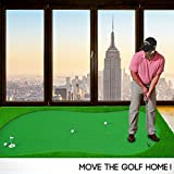 LINSGROUP Golf Putting Green System Indoor/Outdoor Home/Office Professional  Golf Training Mat Long Challenging Putter Practice Aid Equipment