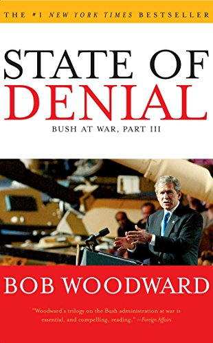 2003 Official Head - State of Denial: Bush at War, Part III