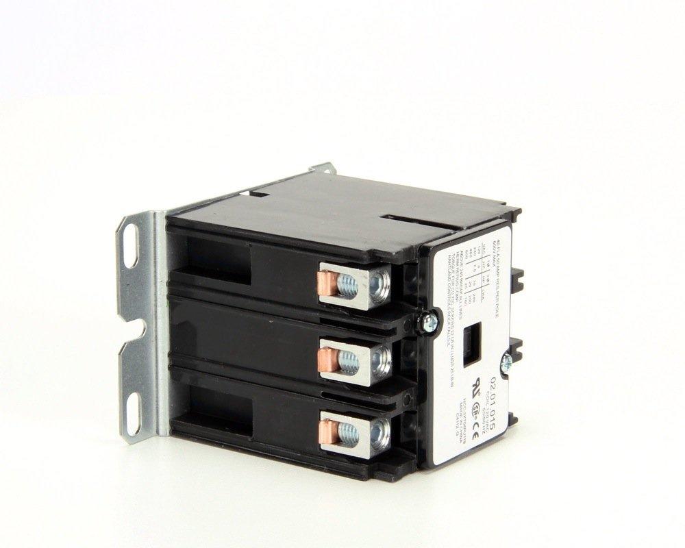 Hatco 02-01-015 Standard Contactor 110/120-Ampc 3P 50Res Prtst