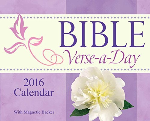 Bible Verse-a-Day 2016 Mini Day-to-Day Calendar by Andrews McMeel Publishing LLC (2015-07-07)