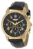 Invicta Men's 90242 003 I 18k Gold Plated Stainless Steel Watch (Small Image)