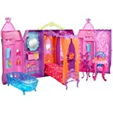 Barbie - Castillo de la Puerta Secreta, 76 x 32 cm (Mattel BLP41)