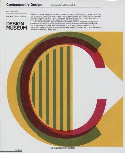 Contemporary Design: 1900 - Today