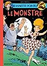 Jeannette Pointu, tome 11 : Le monstre par Wasterlain