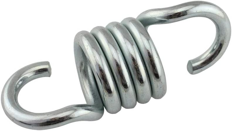 JINYII Stainless Steel Capacity Chair Spring for Porch Swings Hanging Chairs Suspension Hooks 7MM