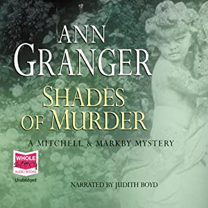 Shades of Murder Audiobook