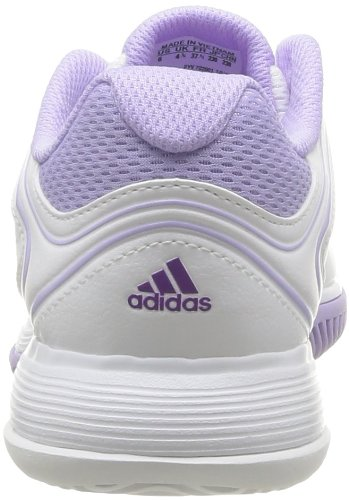 Donna Ambition Adidas Viii White S14 Purple weiß Scarpe Glow Tribe S14 Bianco Tennis Ftw running Da fXUqU1wd