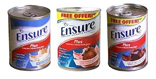 Ensure Plus Therapeutic Nutrition 8oz Cans - CS/24 (Ensure Plus Cans compare prices)