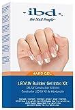 IBD LED/UV Gels Builder Gel Kit