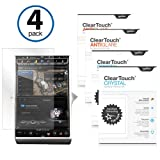 Tesla Motors 2013 Tesla Model S Navigation System Screen Protector, BoxWave [ClearTouch Duo (2-Pack)] Screen Protection Multi Pack HD and Anti Glare for Tesla Motors 2013 Tesla Model S Navigation System