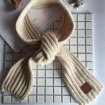 Fashion Boys Girls Winter Scarf Kids Pompom Baby Scarf Warm Neck Warmer Scarves Knitting Wool Foulard Girl's Scarves