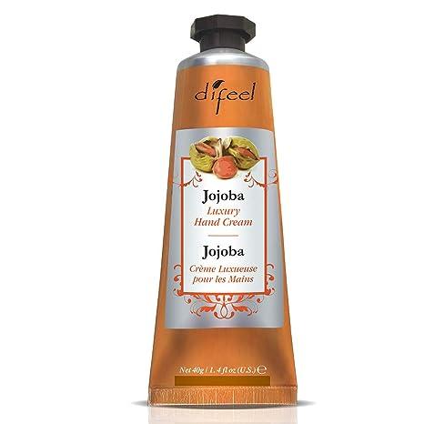 difeel lujo humectante con Vitamina E – Aceite Jojoba 40 ml (Pack de ...