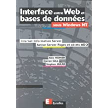 INTERFACE ENTRE WEB ET BASES DONNÉES WINDOWS NT
