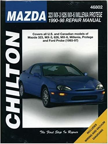 Mazda 323 mx 3 626 millenia and protege 1990 98 haynes repair mazda 323 mx 3 626 millenia and protege 1990 98 haynes repair manuals 1st edition fandeluxe Images