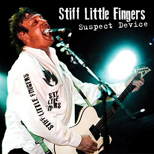 Stiff Little Fingers - Suspect Device (With DVD, 2PC)