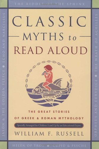 Classic Myths Read Aloud Educational product image