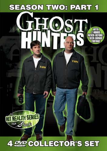 Ghost Hunters - Season 2, Part 1 by FIRST LOOK HOME ENTERTAINMENT