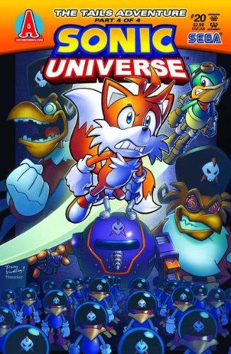 Sonic Universe #20 PDF