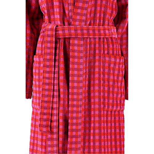 Cawö Damen Kimono 2430 Fb. 22 - rot Größe 42