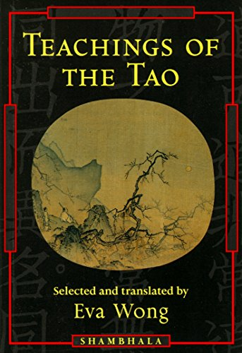 Teachings of the Tao [Eva Wong] (Tapa Blanda)